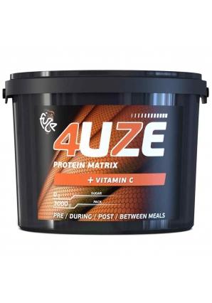 Multicomponent protein 4uze + vitamin C 3000 гр (Pure Protein)