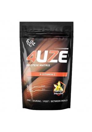 Multicomponent protein 4uze + vitamin C 750 гр (Pure Protein)
