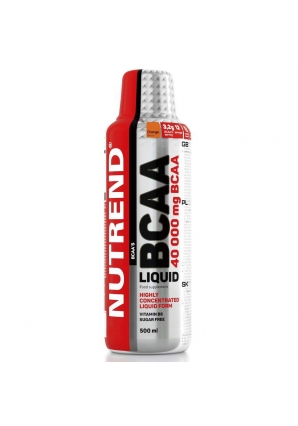 BCAA Liquid 500 мл (Nutrend)