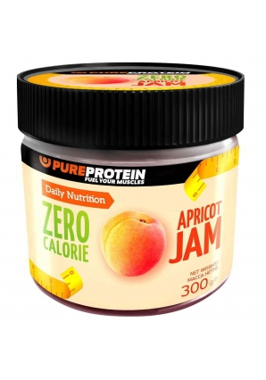 Джем ZERO CALORIE 300 гр (Pure Protein)
