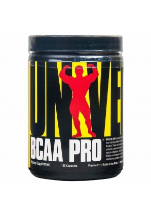 BCAA Pro 100 капс. (Universal Nutrition)
