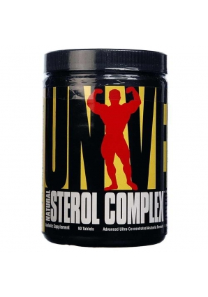 Natural Sterol Complex 90 табл (Universal Nutrition)