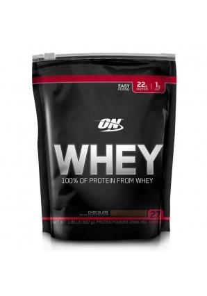 100% Whey Powder 824-837 гр (Optimum Nutrition)