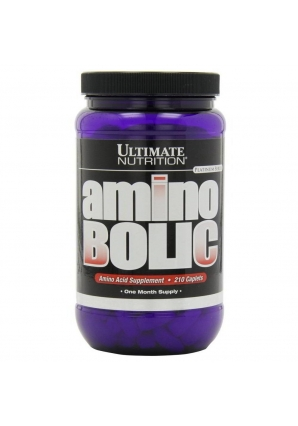 Amino Bolic 210 капс (Ultimate Nutrition)