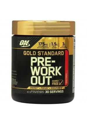 Gold Standard Pre-Workout 300 гр (Optimum Nutrition)