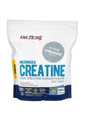 Micronized Creatine Powder 1000 гр (Be First)