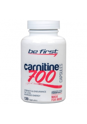 L-Carnitine Capsules 120 капс (Be First)