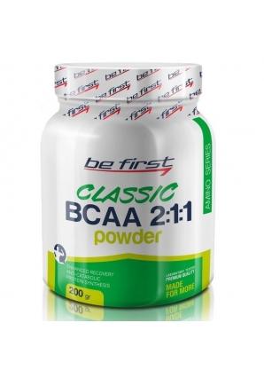 BCAA 2:1:1 Classic Powder 200 гр (Be First)