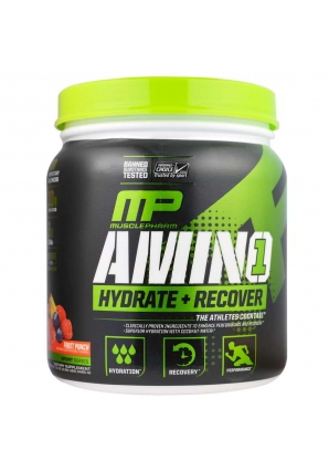Amino 1 Hydrate+Recover 426 гр (MusclePharm)