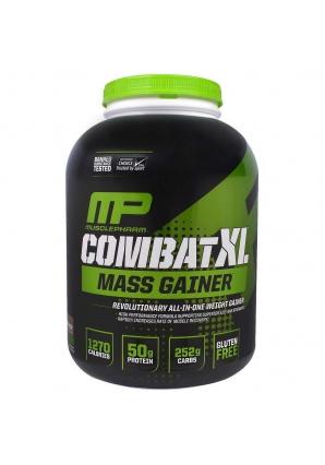 Combat XL Mass Gainer 2720 гр 6lb (MusclePharm)