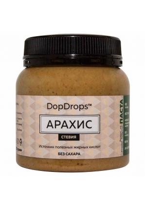 Паста Арахис, стевия 250 гр (DopDrops)