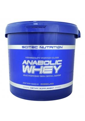 Anabolic Whey 4000 гр (Scitec Nutrition)