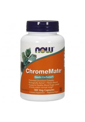 ChromeMate 200 мкг 180 капс (NOW)