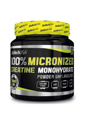100% Creatine Monohydrate 300 гр (BioTechUSA)