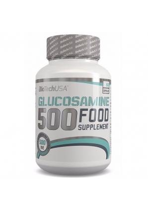 Glucosamine 500 60 капс (BioTech USA)
