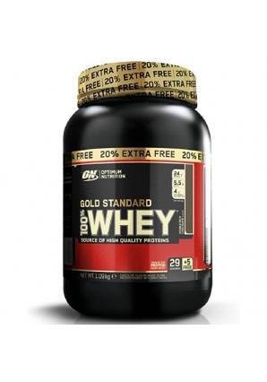 100% Whey Gold standard 1.09 гр - 2.4lb (Optimum nutrition)