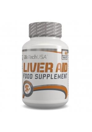 Liver Aid 60 табл (BioTechUSA)