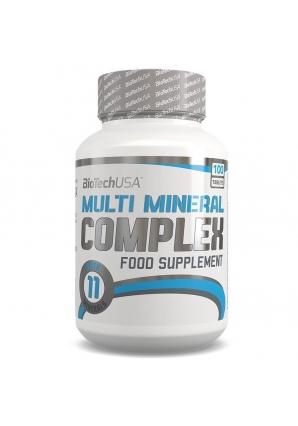 Multi Mineral Complex 100 табл (BioTechUSA)