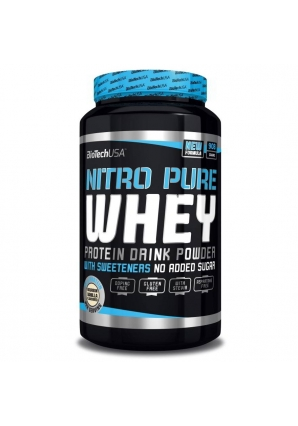 Nitro Pure Whey 908 гр (BioTechUSA)