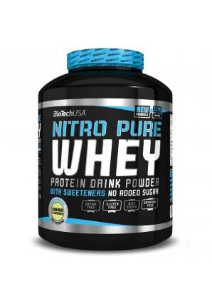 Nitro Pure Whey 2270 гр (BioTechUSA)