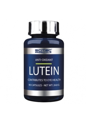 Lutein 90 капс (Scitec Nutrition)