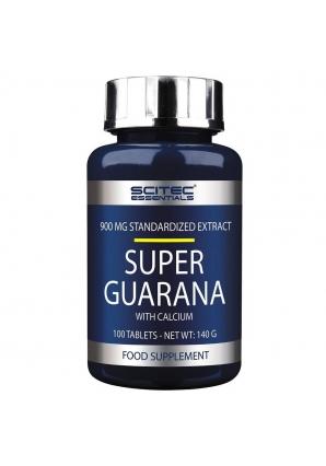 Super Guarana 100 табл (Scitec Nutrition)