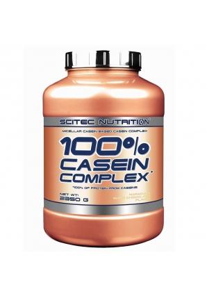 100% Casein Complex 2350 гр (Scitec Nutrition)