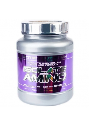 Isolate Amino 500 капс (Scitec Nutrition)