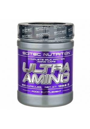 Ultra Amino 200 капс (Scitec Nutrition)