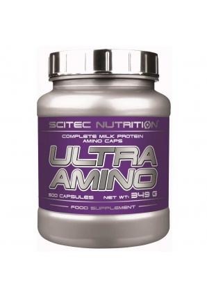 Ultra Amino 500 капс (Scitec Nutrition)