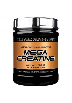 Mega Creatine 150 капс (Scitec Nutrition)