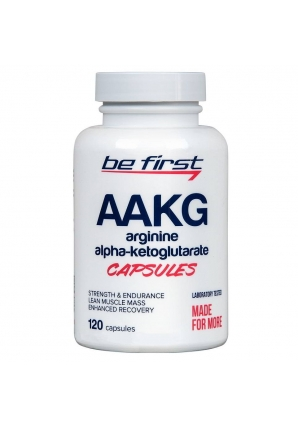 AAKG Capsules 120 капс (Be First)