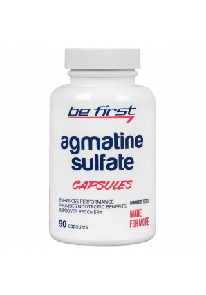 Agmatine Sulfate Capsules 90 капс (Be First)