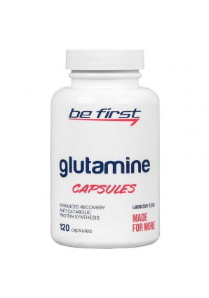Glutamine Capsules 120 капс (Be First)