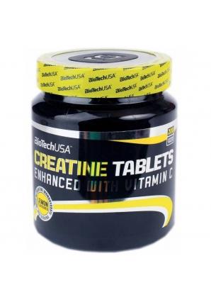 Creatine Tablets 200 жев.таб (BioTechUSA)