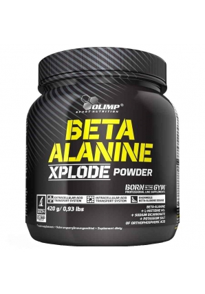 Beta-Alanine Xplode Powder 420 гр (Olimp)