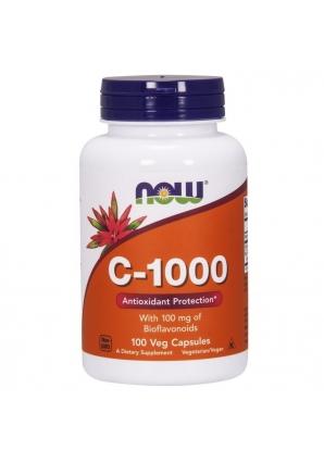 C-1000 100 капс (NOW)