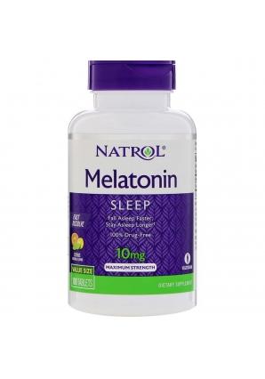 Melatonin 10 мг 100 табл (Natrol)