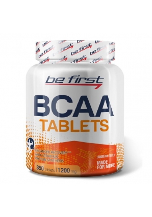 BCAA Tablets 350 табл (Be First)