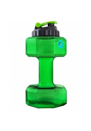 Бутылка-гантеля для воды 2200 мл (Be First)