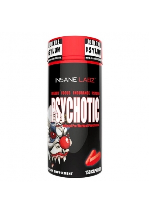 Psychotic 150 капс (Insane Labz)