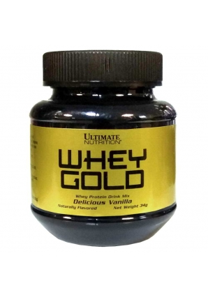 Whey Gold 34 гр (Ultimate Nutrition)