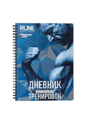 Дневник тренировок (R-Line Sport Nutrition)