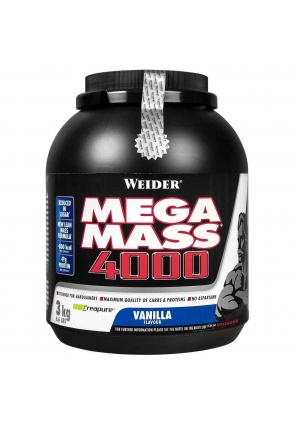 Mega Mass 4000 - 3000 гр 6.6lb (Weider)