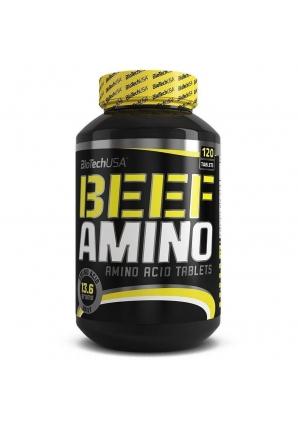 Beef Amino 120 табл (BioTechUSA)
