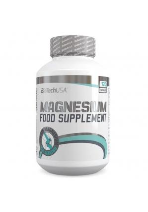 Magnesium 120 капс (BiotechUSA)