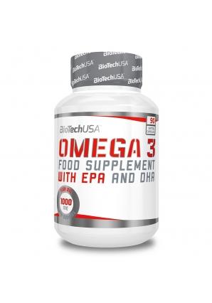 Omega 3 90 капс (BiotechUSA)