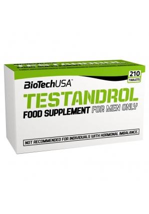 Testandrol 210 табл (BiotechUSA)