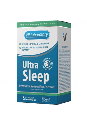 Ultra Sleep 60 капс (VPLab Nutrition)