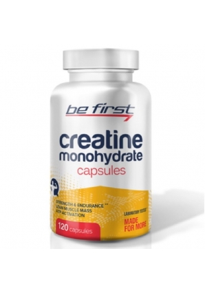 Creatine Monohydrate Capsules 120 капс (Be First)